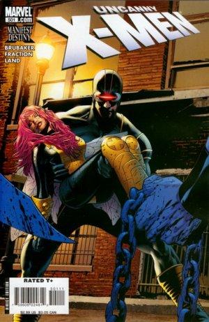 Uncanny X-Men 501