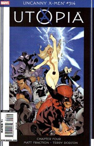 Uncanny X-Men # 514 Issues V1 (1963 - 2011)