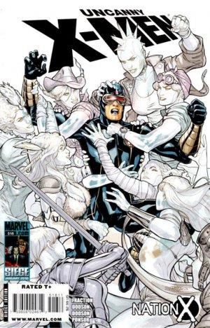Uncanny X-Men # 518