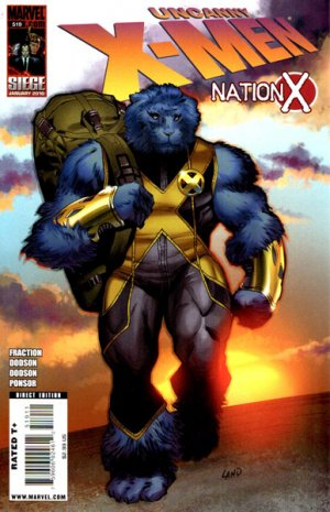 Uncanny X-Men 519 - Nation X: Chapter 5
