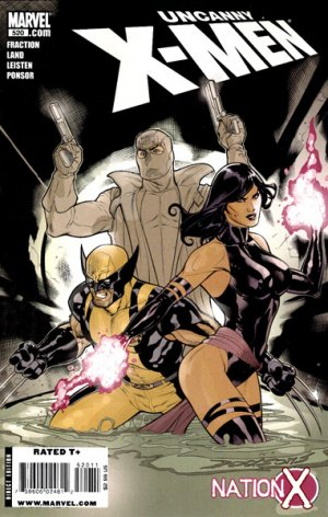 Uncanny X-Men 520
