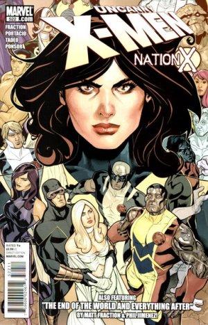 Uncanny X-Men # 522