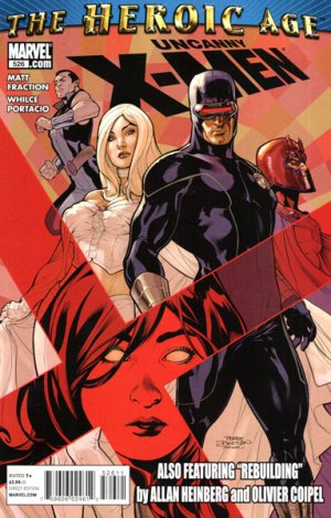 Uncanny X-Men # 526