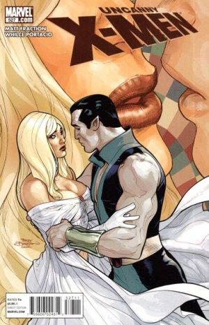 Uncanny X-Men 527