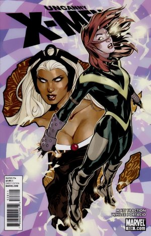 Uncanny X-Men # 528