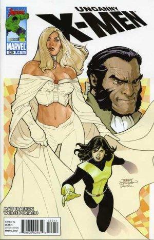 Uncanny X-Men # 529