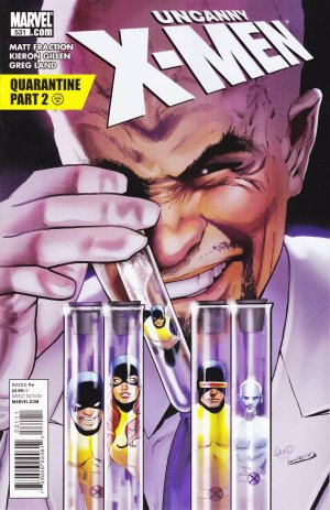 Uncanny X-Men 531