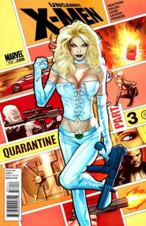 Uncanny X-Men # 532