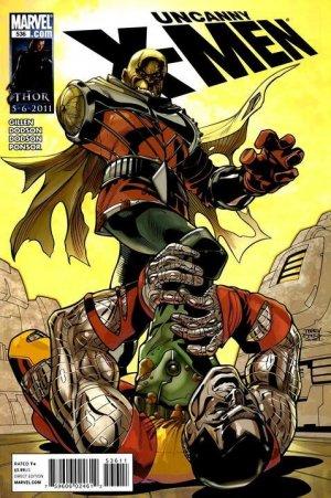 Uncanny X-Men # 536