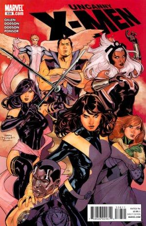 Uncanny X-Men # 538