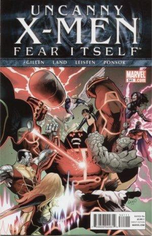 Uncanny X-Men # 541