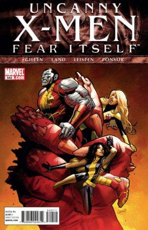 Uncanny X-Men # 542