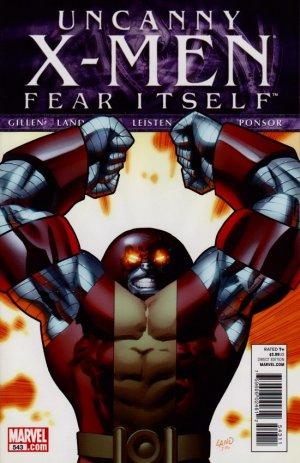 Uncanny X-Men # 543