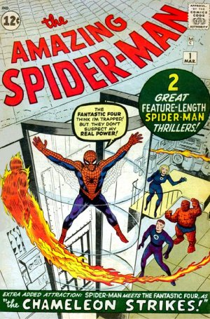 The Amazing Spider-Man édition Issues V1 (1963 - 1998)