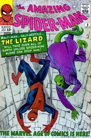 The Amazing Spider-Man 6 - Face-to-Face with... the Lizard!