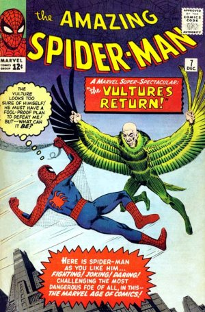 The Amazing Spider-Man 7 - The Return of the Vulture