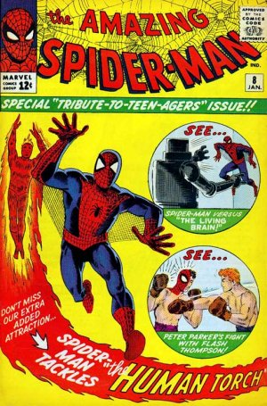 The Amazing Spider-Man # 8 Issues V1 (1963 - 1998)