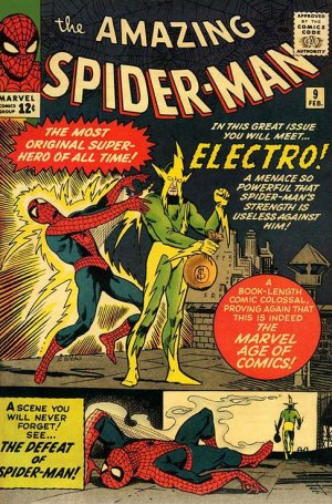 The Amazing Spider-Man 9 - The Man Called Electro!
