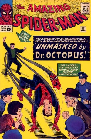 The Amazing Spider-Man 12 - Unmasked by Dr. Octopus!