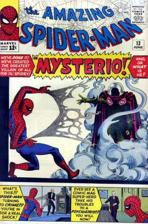 The Amazing Spider-Man 13 - The Menace of ... Mysterio!