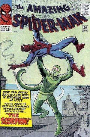 The Amazing Spider-Man # 20 Issues V1 (1963 - 1998)