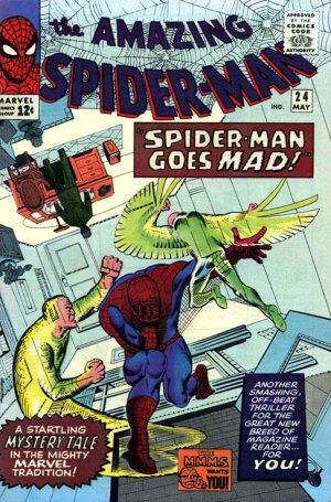 The Amazing Spider-Man # 24 Issues V1 (1963 - 1998)