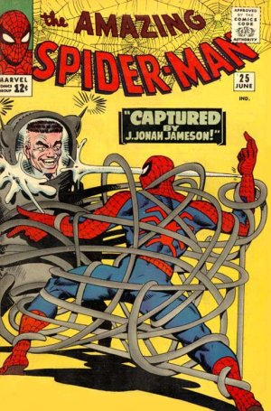 The Amazing Spider-Man # 25 Issues V1 (1963 - 1998)