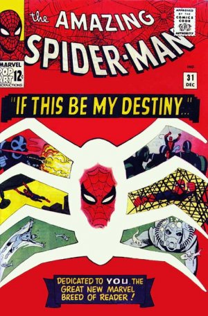 The Amazing Spider-Man # 31 Issues V1 (1963 - 1998)