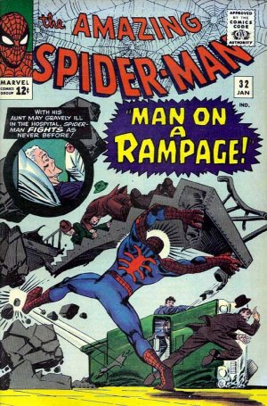 The Amazing Spider-Man # 32 Issues V1 (1963 - 1998)