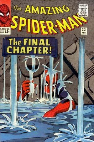 The Amazing Spider-Man # 33 Issues V1 (1963 - 1998)