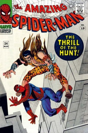 The Amazing Spider-Man # 34 Issues V1 (1963 - 1998)