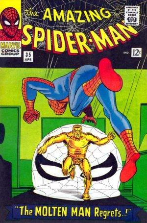 The Amazing Spider-Man # 35 Issues V1 (1963 - 1998)