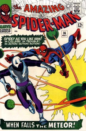 The Amazing Spider-Man # 36 Issues V1 (1963 - 1998)