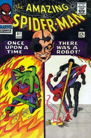 The Amazing Spider-Man # 37 Issues V1 (1963 - 1998)