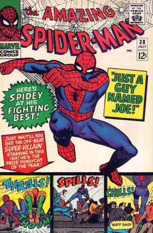 The Amazing Spider-Man # 38 Issues V1 (1963 - 1998)
