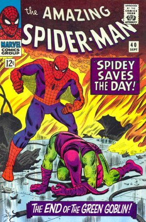 The Amazing Spider-Man 40 - Spidey Saves the Day!