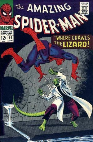 The Amazing Spider-Man # 44 Issues V1 (1963 - 1998)