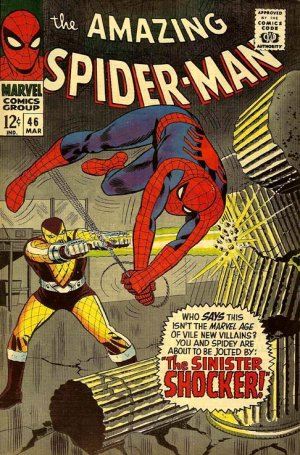 The Amazing Spider-Man # 46 Issues V1 (1963 - 1998)