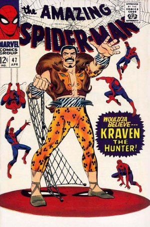 The Amazing Spider-Man # 47 Issues V1 (1963 - 1998)