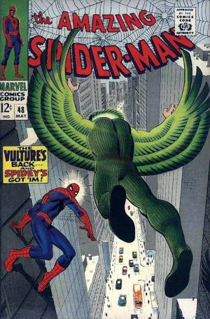 The Amazing Spider-Man # 48 Issues V1 (1963 - 1998)