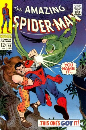 The Amazing Spider-Man # 49 Issues V1 (1963 - 1998)