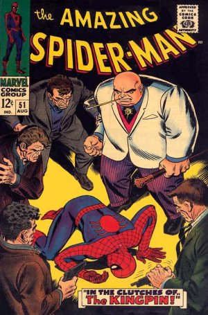 The Amazing Spider-Man 51 - In the Clutches of ... The Kingpin!