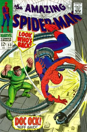 The Amazing Spider-Man # 53 Issues V1 (1963 - 1998)