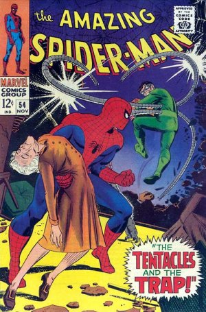 The Amazing Spider-Man # 54 Issues V1 (1963 - 1998)