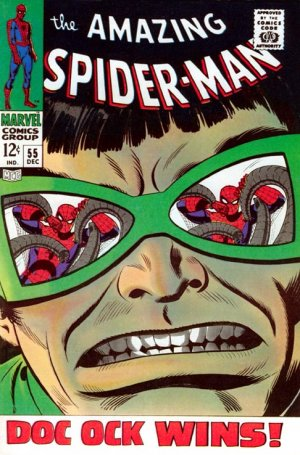 The Amazing Spider-Man # 55 Issues V1 (1963 - 1998)