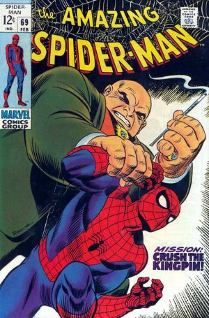 The Amazing Spider-Man # 69 Issues V1 (1963 - 1998)