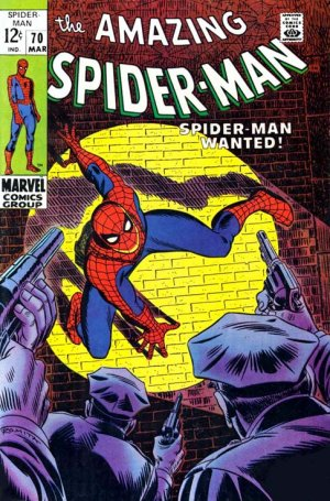 The Amazing Spider-Man # 70 Issues V1 (1963 - 1998)