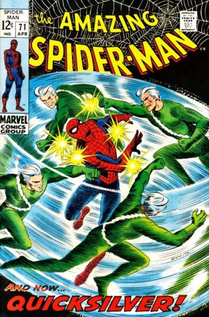 The Amazing Spider-Man # 71 Issues V1 (1963 - 1998)