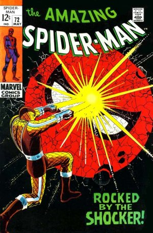 The Amazing Spider-Man # 72 Issues V1 (1963 - 1998)
