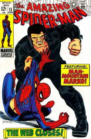 The Amazing Spider-Man # 73 Issues V1 (1963 - 1998)